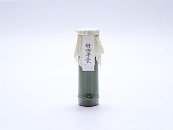 竹水羊羹の写真2